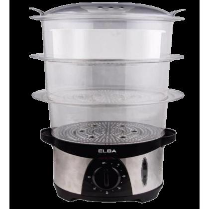 Elba Food Steamer 10L EFS-G1035(SS) (Pengukus Makanan)