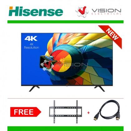 "Hisense 58"" 4K UHD A7100F Series TV 58A7100F + Free HDMI + Bracket"